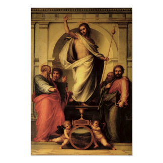 The Resurrection of Christ Poster