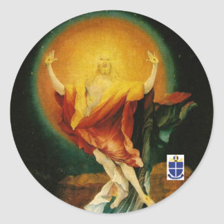 The Resurrection of Christ - Sticker - Diocese