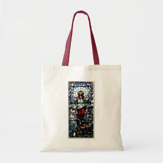 The Resurrection of our Lord (Stained Glass) Canvas Bags
