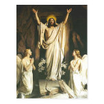 The Resurrection Post Card