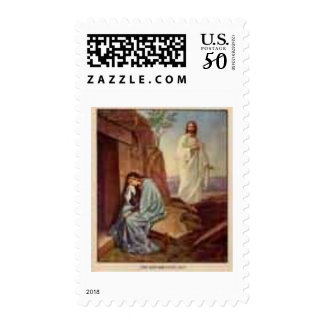 The resurrection postage