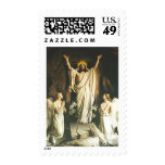 The Resurrection Postage Stamps