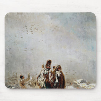 The Retreat from Russia Mouse Pad