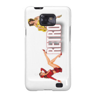 The RETRO Brand Samsung Galaxy SII Cases