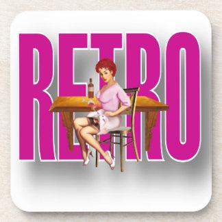 The RETRO Brand Coasters