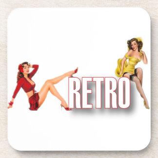 The RETRO Brand Drink Coaster