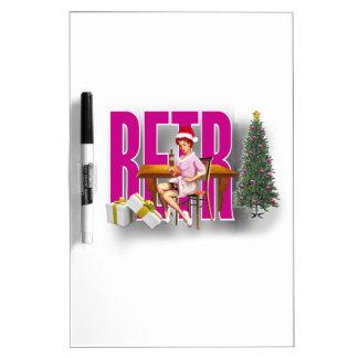 The RETRO Brand Dry-Erase Boards