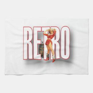 The RETRO Brand Towel