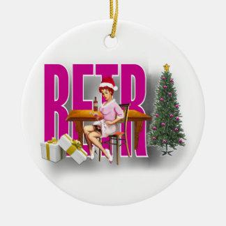 The RETRO Brand Ornament