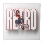The RETRO Brand Tile