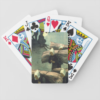 The Return 1907 Bicycle Playing Cards
