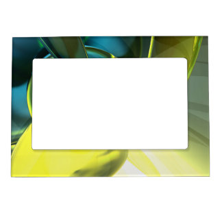 The Return Abstract Magnetic Picture Frame