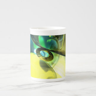 The Return Abstract Tea Cup