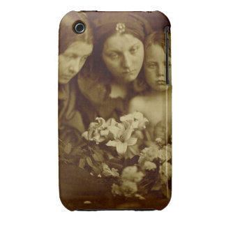 The Return after Three Days, c.1865 (sepia photo) iPhone 3 Cover