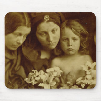The Return after Three Days, c.1865 (sepia photo) Mouse Pads