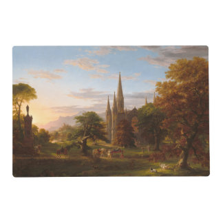 The Return by Thomas Cole Placemat