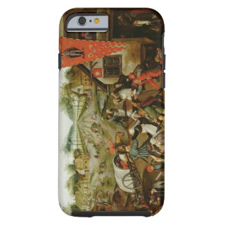 The Return from the Kermesse (oil on panel) Tough iPhone 6 Case