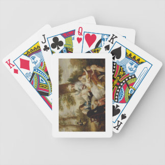 'The Return of Olivia,' vol. 2, chapter III from ' Bicycle Playing Cards