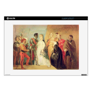 "The Return of Othello, Act II, Scene ii from 'Othe 15"" Laptop Decal"