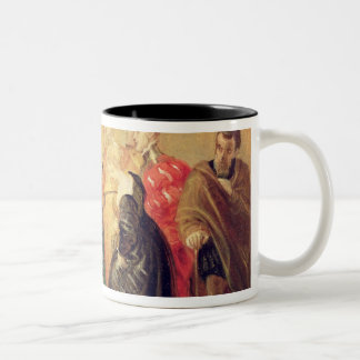 The Return of Othello, Act II, Scene ii from 'Othe Two-Tone Coffee Mug