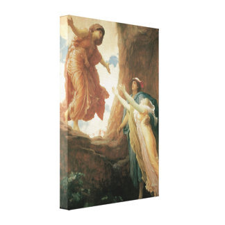 The Return of Persephone by Frederic Leighton Canvas Print