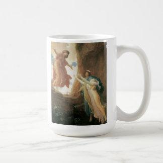 The Return of Persephone by Frederic Leighton Coffee Mug