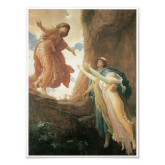 The Return of Persephone by Frederic Leighton Photograph