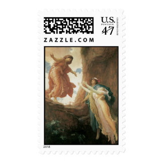 The Return of Persephone by Frederic Leighton Postage Stamp