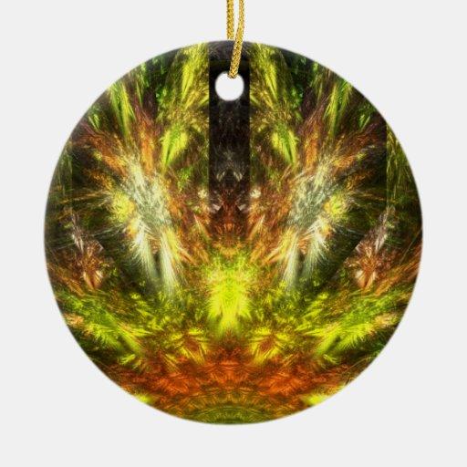The Return of Quetzalcoatl Christmas Ornaments