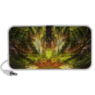 The Return of Quetzalcoatl Portable Speaker