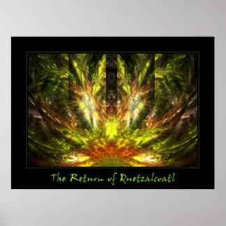 The Return of Quetzalcoatl Poster
