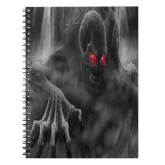 The Return of Seth Spiral Notebooks