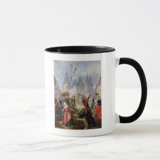 The Return of St. Louis  and Blanche of Castille Mug