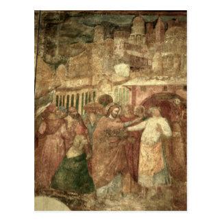The Return of St. Ranieri, mid 14th century Postcard