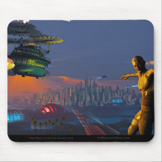 The Return of the Albatros Mouse Pad