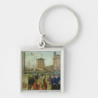 The Return of the Ambassadors, from the St. Ursula Keychain