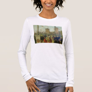 The Return of the Ambassadors, from the St. Ursula Long Sleeve T-Shirt