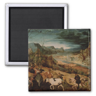 The Return of the Herd  1565 Magnet