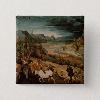 The Return of the Herd  1565 Pinback Button