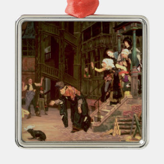 The Return of the Prodigal Son, 1862 Metal Ornament