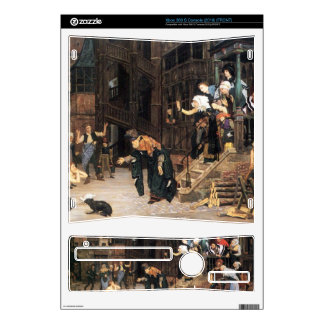 The return of the prodigal son by James Tissot Skin For The Xbox 360 S
