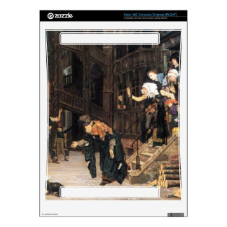 The return of the prodigal son by James Tissot Xbox 360 Skins