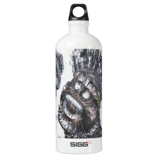 The Return of the Prodigal Son (surrealism) Aluminum Water Bottle