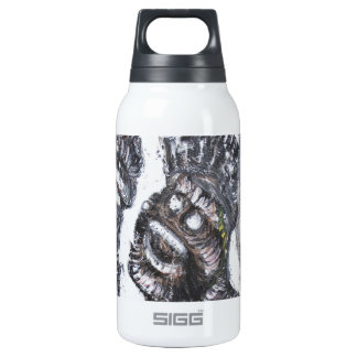 The Return of the Prodigal Son (surrealism) Insulated Water Bottle