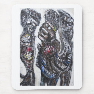 The Return of the Prodigal Son (surrealism) Mouse Pad