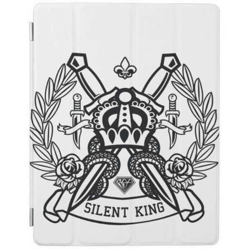 the return of the silent king iPad smart cover