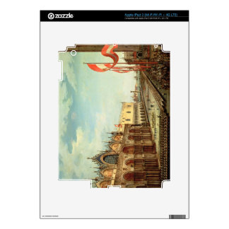 The Return of the St. Mark Troops to Venice iPad 3 Decal