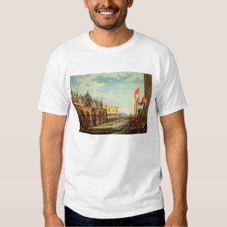 The Return of the St. Mark Troops to Venice Tee Shirt