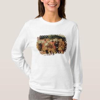 The Return of Ulysses, cassone panel, Sienese T-Shirt