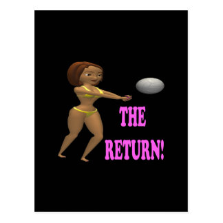 The Return Postcard